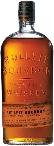 Bulleit Bourbon Kentucky Frontier Whiskey 700ml