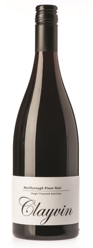 Giesen Marlborough Single Vineyard Clayvin Pinot Noir 2014