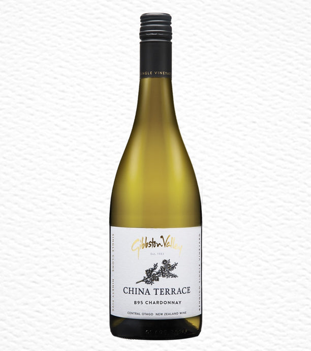 Gibbston Valley China Terrace Single Vineyard Chardonnay 2017