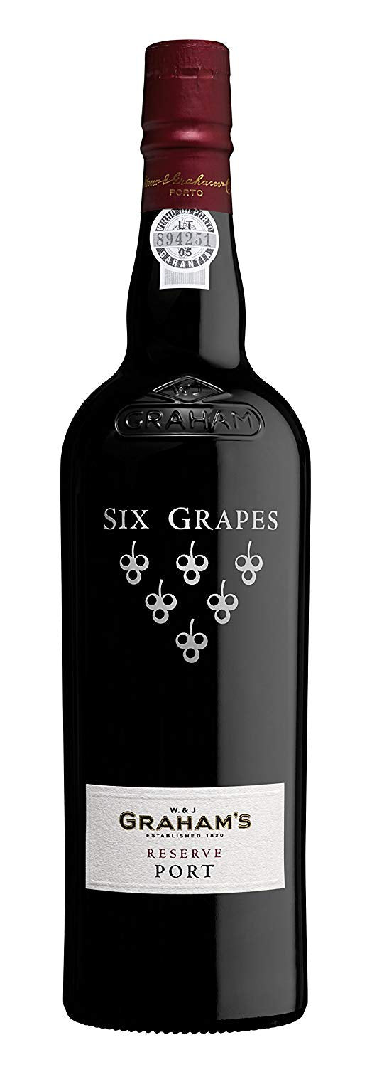Graham's Six Grapes Reserve Port 750ml