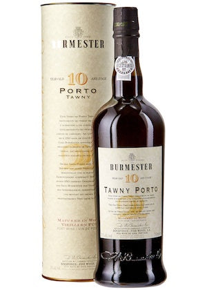 Burmester 10 Year Old Tawny Port 750ml