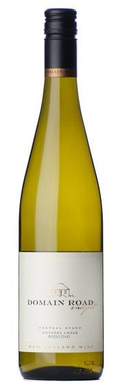 Domain Road 'Duffers Creek' Central Otago Riesling 2016