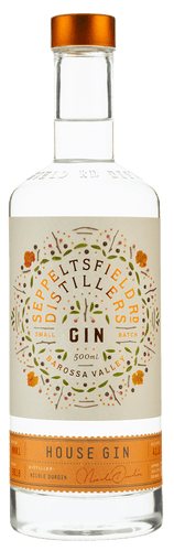 Seppeltsfield Rd 'House Gin' 500ml