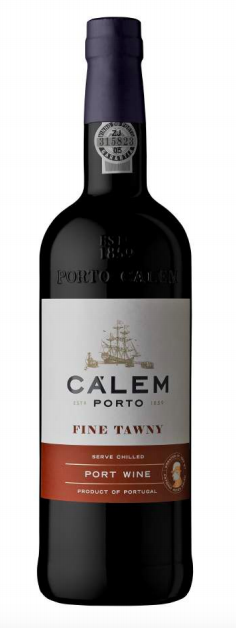 Calem Fine Tawny Port 750ml