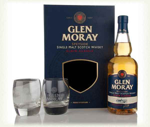 Glen Moray Classic Single Malt Whisky 700ml (glass pack)