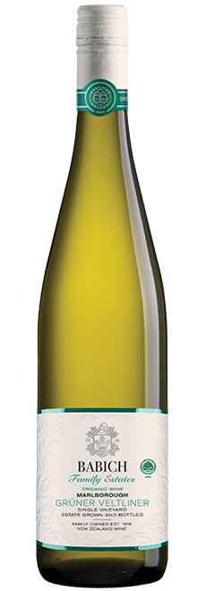 Babich Family Estates Headwaters Organic Gruner Veltliner 2016
