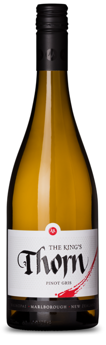 Marisco Vineyards 'The King's Thorn' Pinot Gris 2017