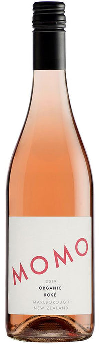 Momo Marlborough Organic Rosé 2020