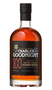 Charles Goodnight 100 Proof Small Batch Kentucky Straight Bourbon 750ml