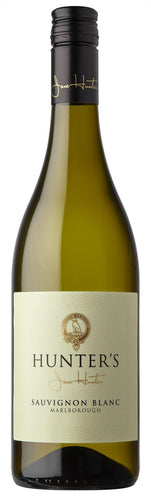 Hunter's Marlborough Sauvignon Blanc 2018