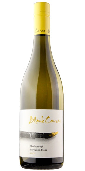 Blank Canvas Marlborough Sauvignon Blanc 2018