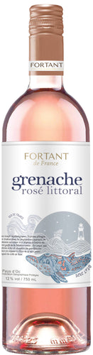 Fortant de France Terroir Littoral Grenache Rosé 2018