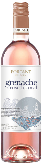 Fortant de France, Terroir Littoral Grenache Rosé 2019
