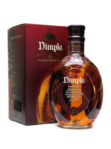Dimple 15 Year Old Blended Scotch Whisky 700ml