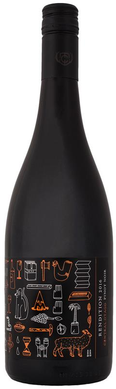Matt Connell Rendition Central Otago Pinot Noir 2018
