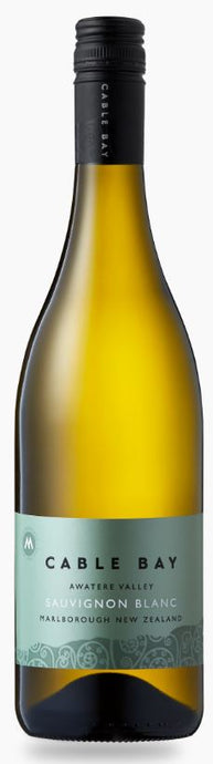 Cable Bay Awatere Valley Sauvignon Blanc 2017
