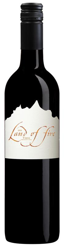 Land Of Fire Mendoza Malbec 2018