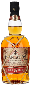 Plantation 5 Year Old Barbados Grande Reserve Rum 700ml