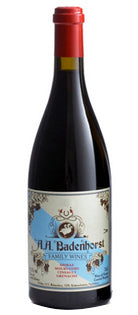 A A Badenhorst Family Red Blend 2015