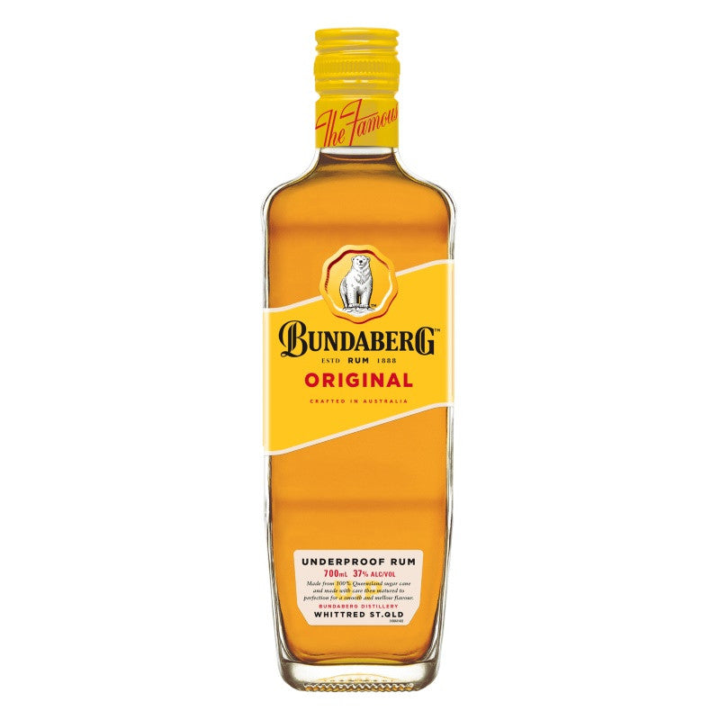 Bundaberg Original Rum 700ml