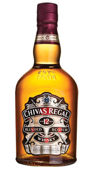 Chivas Regal 12 Year Old Blended Scotch Whisky 700ml