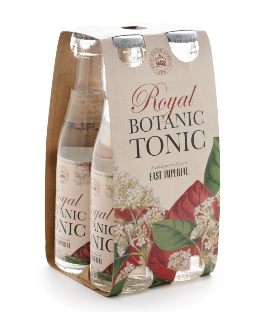 East Imperial Royal Botanic Tonic 150ml (4-Pack)
