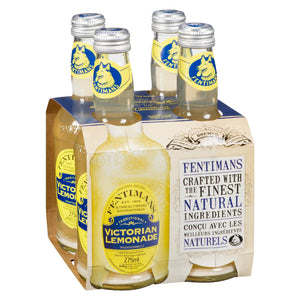 Fentiman's Victorian Lemonade 275ml x 4-Pack