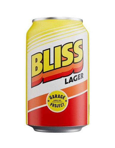 Garage Project Bliss Lager 330ml Cans 6-pack