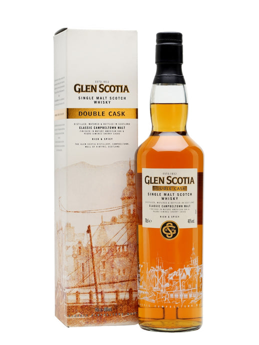Glen Scotia Double Cask Single Malt Scotch 700ml