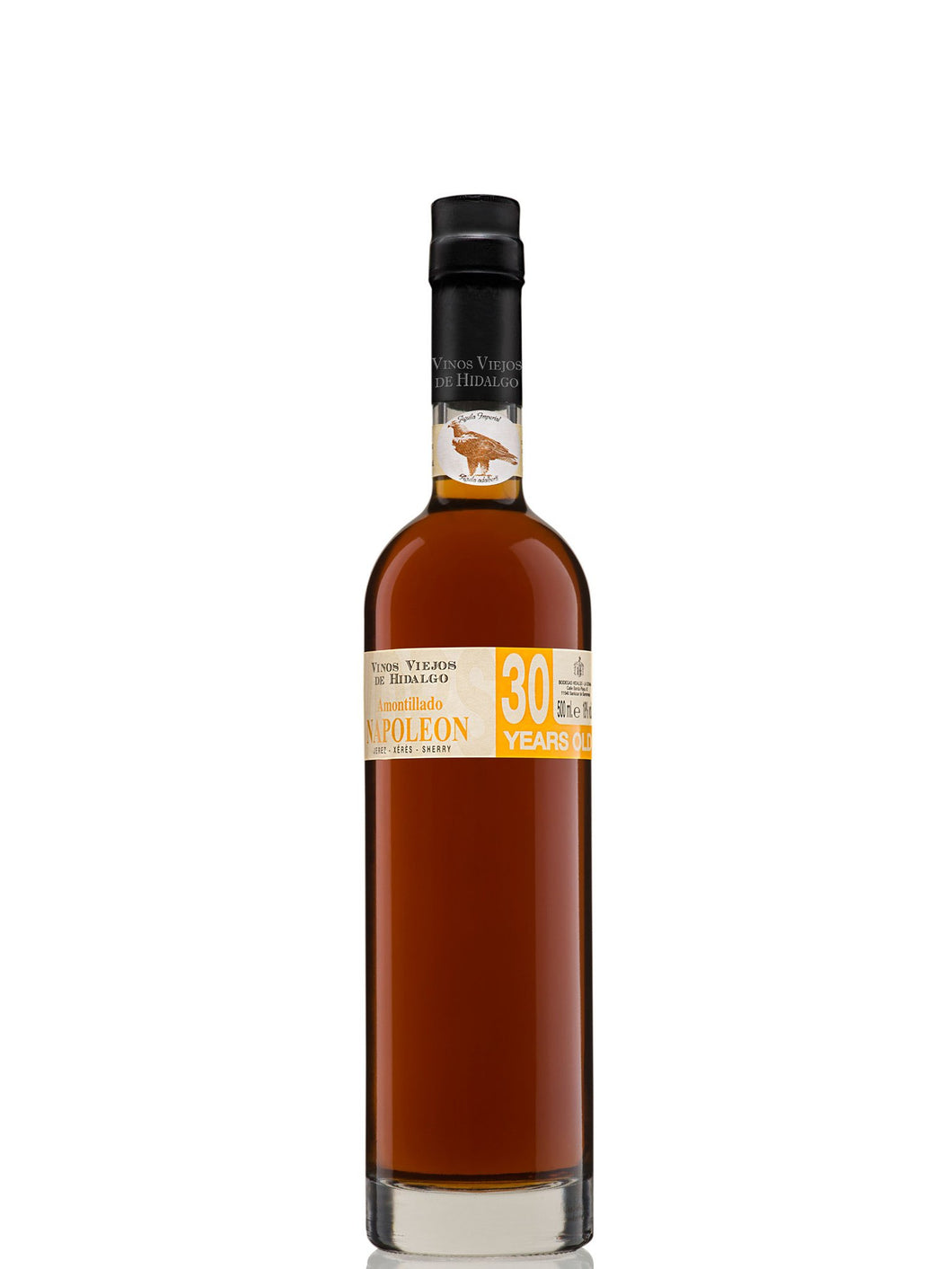 Hidalgo Napoleon 30 Year Old Amontillado Sherry 500ml