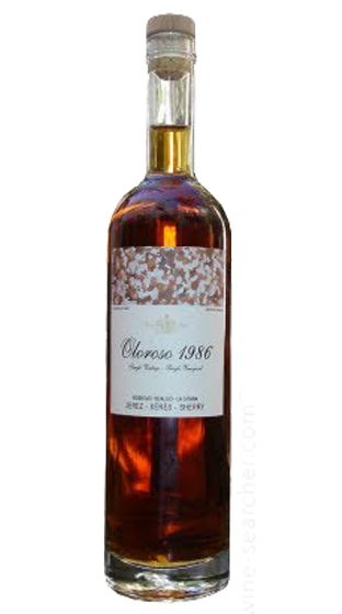 Hidalgo Single Vineyard Oloroso Sherry 1986 500ml