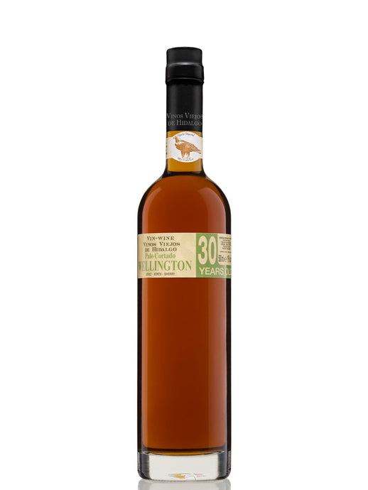 Hidalgo Wellington 30 Year Old Palo Cortado Sherry 500ml