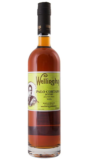 Hidalgo Wellington Palo Cortado Sherry 500ml
