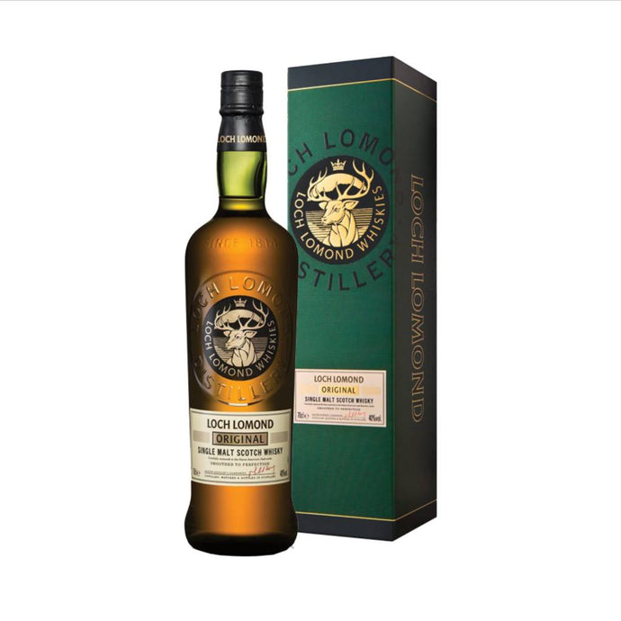 Loch Lomond Original Single Malt Scotch 700ml