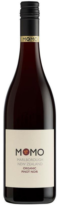 Momo Organic Marlborough Pinot Noir 2018