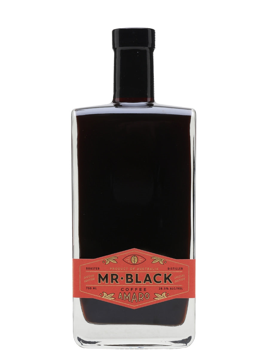 Mr Black 'Amaro' Coffee Liqueur 700ml