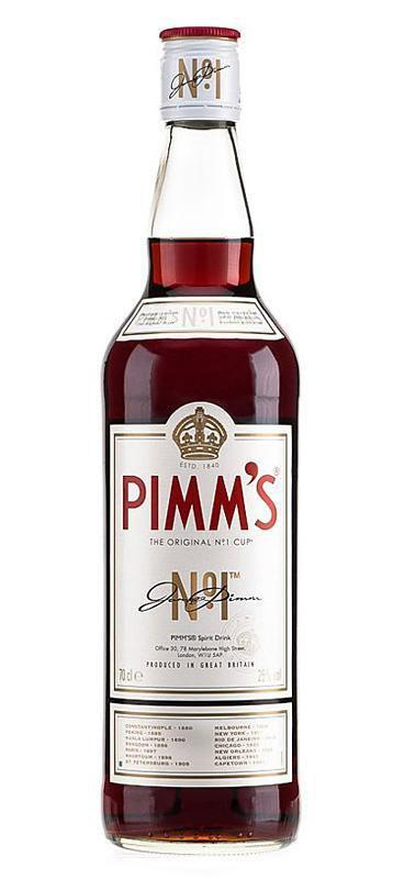 Pimm's No.1 Cup Liqueur 750ml