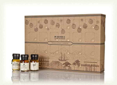 The 12 Rums of Christmas (12 x 30ml Bottles )