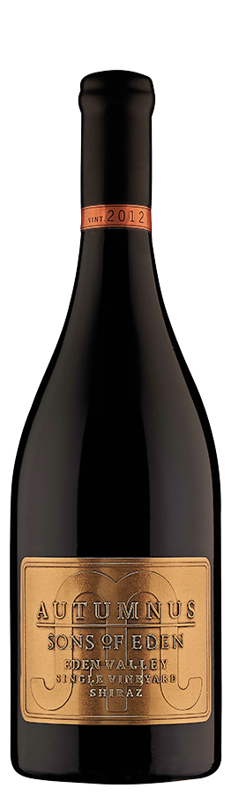 Sons of Eden Autumnus Eden Valley Shiraz 2012