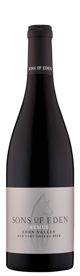 Sons of Eden Remus Eden Valley Shiraz 2016