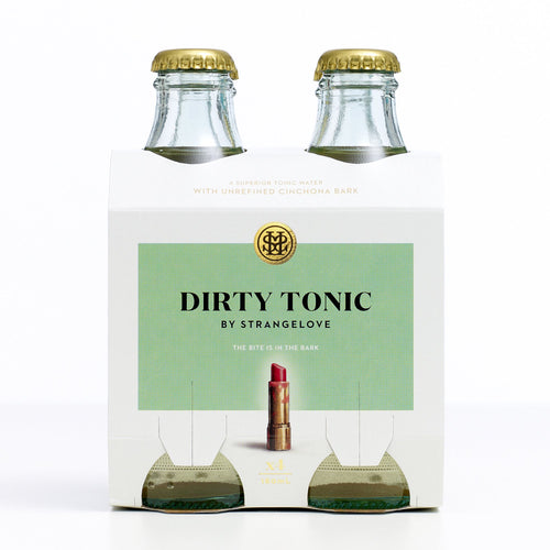 Strangelove Dirty Tonic 4-Pack