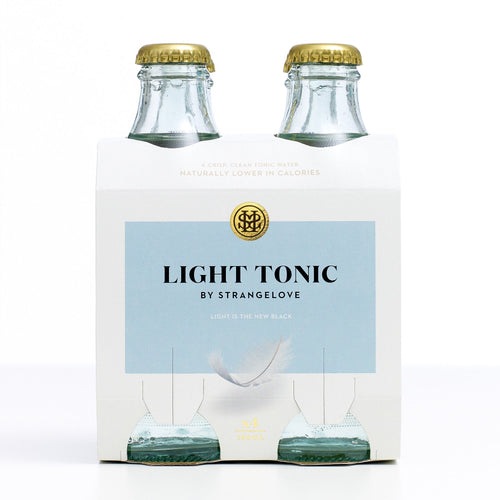 Strangelove Light Tonic 4-Pack