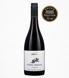 Gibbston Valley China Terrace Single Vineyard Pinot Noir 2017