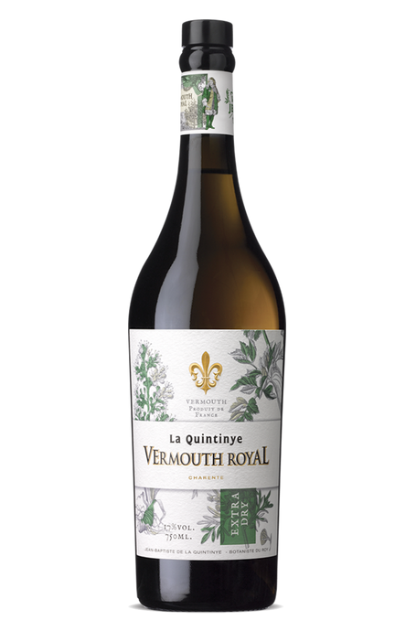 La Quintinye Vermouth Royal Extra Dry 750ml