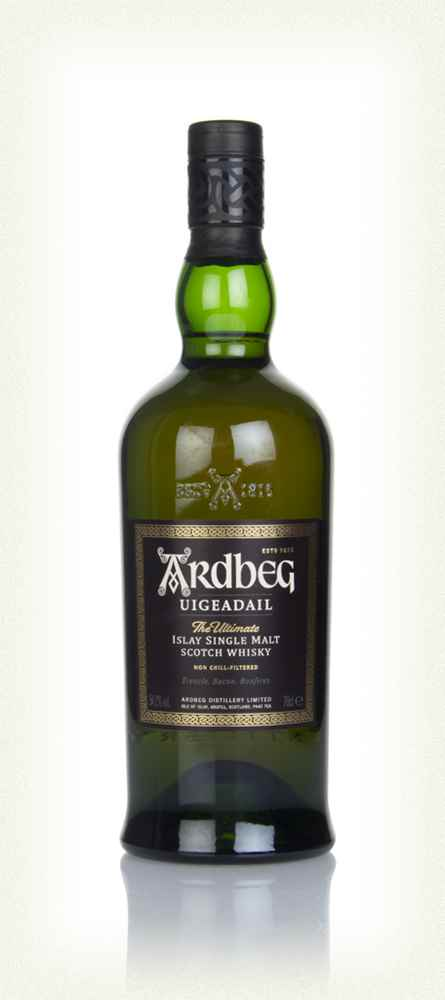 Ardbeg 'Uigeadail' Single Malt Scotch Whisky 700ml