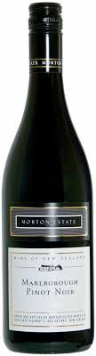 Morton Estate White Label Pinot Noir 2018