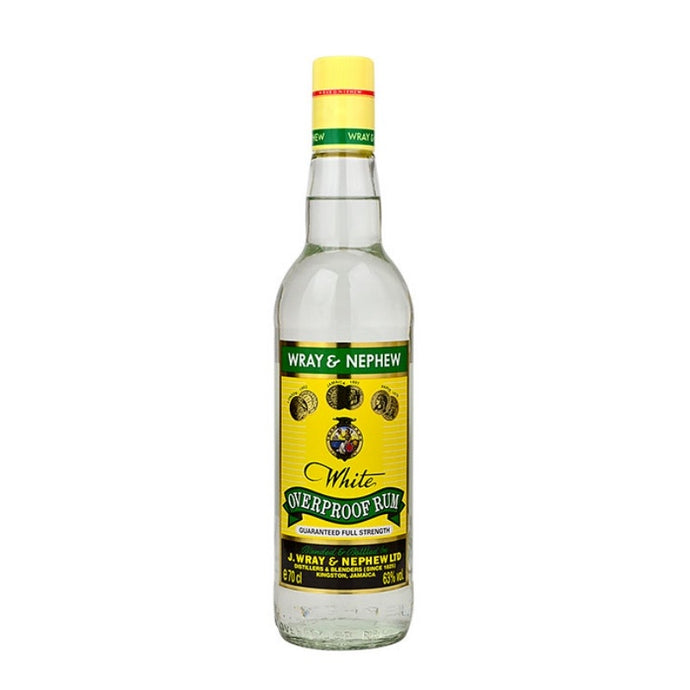Wray and Nephew White Overproof Rum 700ml