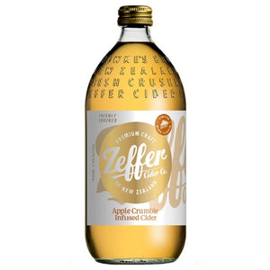 Zeffer Apple Crumble Infused Cider 1L Flagon