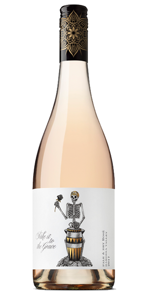 Take it to the Grave Rosé 2018
