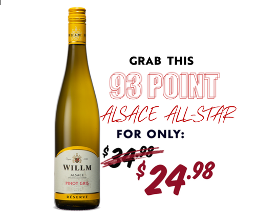 Willm Reserve Pinot Gris 2018